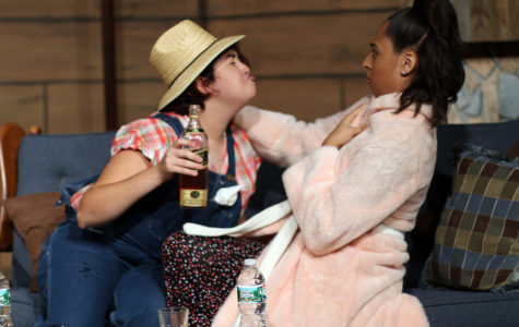 Theatre department presents Fall show 'A Bad Year For Tomatoes'