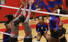 Varsity volleyball vs. Irving MacArthur