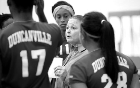 Freshman Volleyball loses against SGP