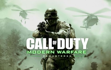A Blast from the Past in the Form of Modern Warfare Re-Mastered
