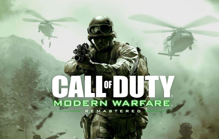 Modern+Warefare+remastered++full+game+will+be+released+Nov.+4.