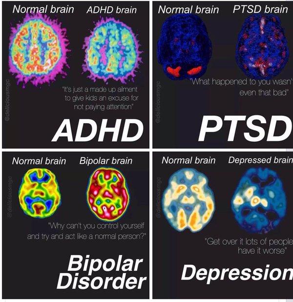 Mental Illness: Breaking Down the Stigma – Panther Prints