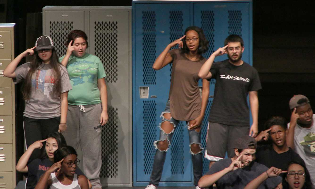 The High School Husical will offer four shows next week.