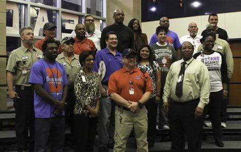 Duncanville celebrates with our Veterans