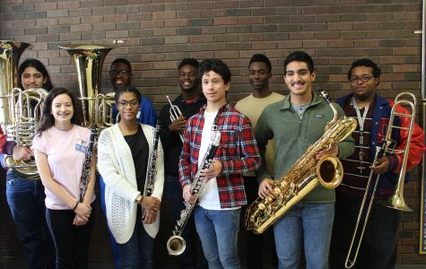 Students advance to the All-State Band