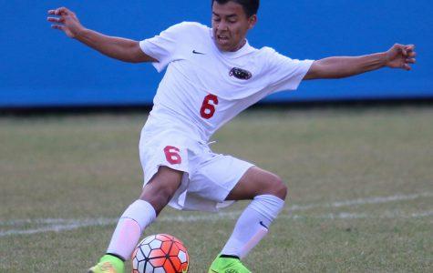 Boys Varsity soccer defeats Temple
