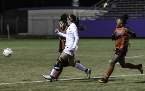 Varsity Girls Soccer is defeated by Cedar Hill