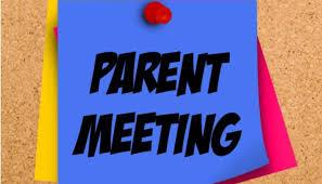 Parents encouraged to attend meeting to discuss students' schedules , Se anima a los padres a asistir a la reunión para discutir los horarios de los estudiantes