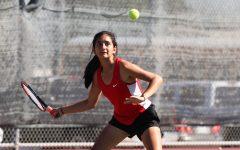 Varsity Tennis District Meet
