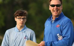 Boys compete in District Golf Tournament