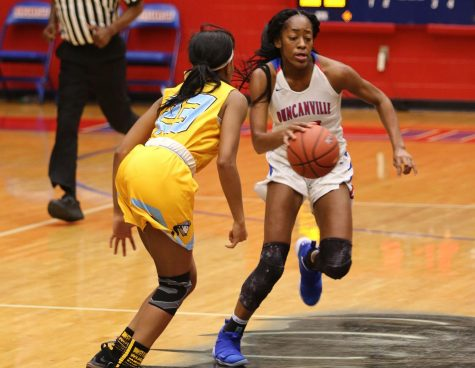 Pantherettes move on to 6A State Championship game