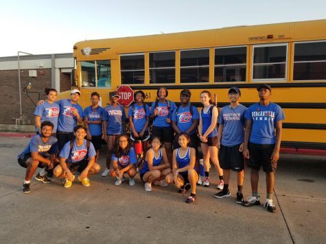 Swim Team becomes two-year District Champs, Regional Qualifiers