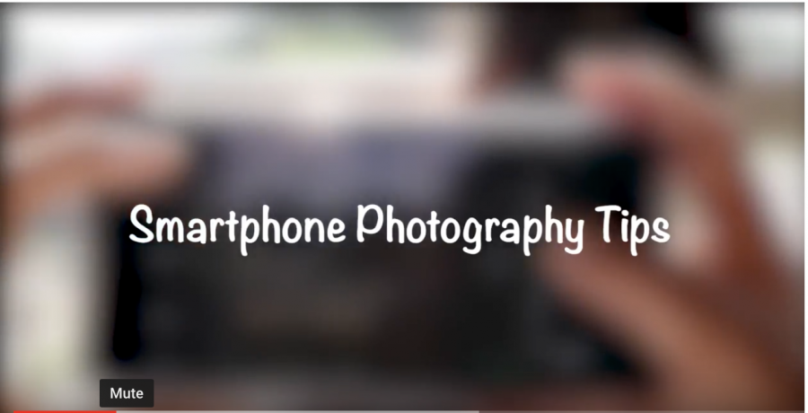 How to take better smartphone pictures.