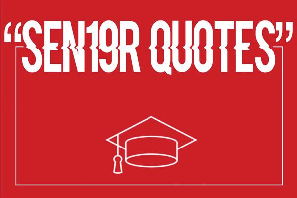 Senior Quotes Due September 28!
