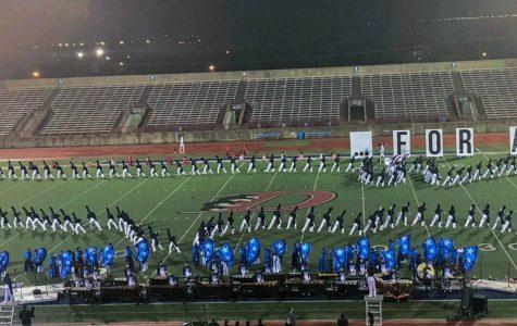 Marching Band at UIL!!!