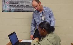 CTE Teacher Of The Week-Mr. Edwards