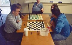 Chess Club Meeting!!