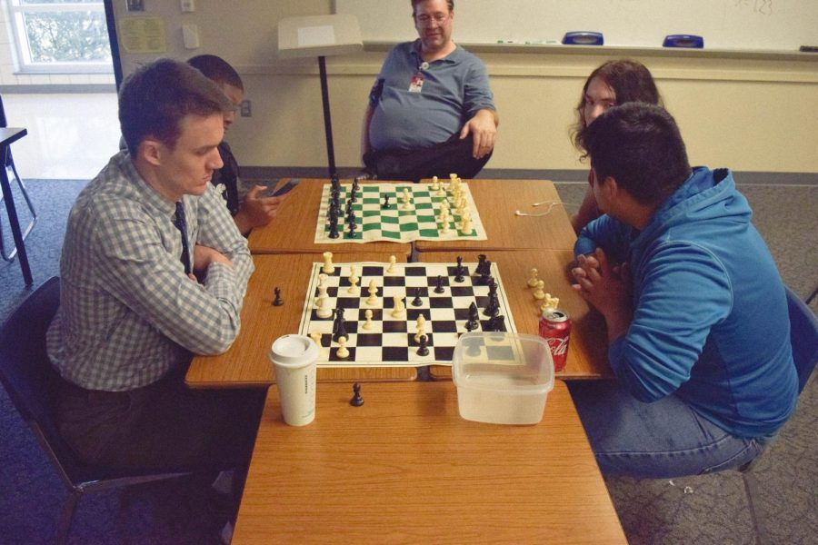 Chess Club Meeting!!