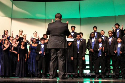 Chambers Singers enter contest for chance to be opening act at McFarlin Auditorium