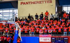 Dville vs.Lamar Pep Rally 11/30