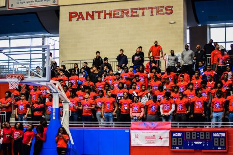Live Stream info for Pantherettes vs. Plano Region 1 Finals