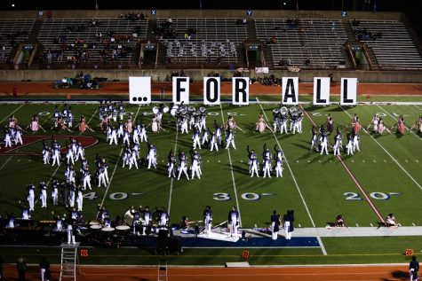Band Retakes the Field at Bands of America Competition
