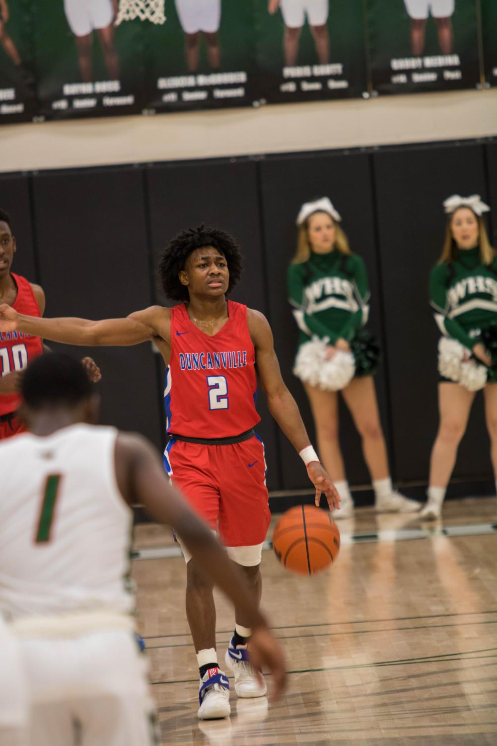 Duncanville Defeats Waxahachie in Round 1 Playoff Game