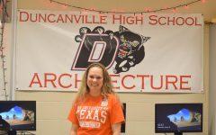 CTE Teacher Of The Month Mrs. Alsabrook