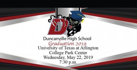 Duncanville students are excited to go to college!