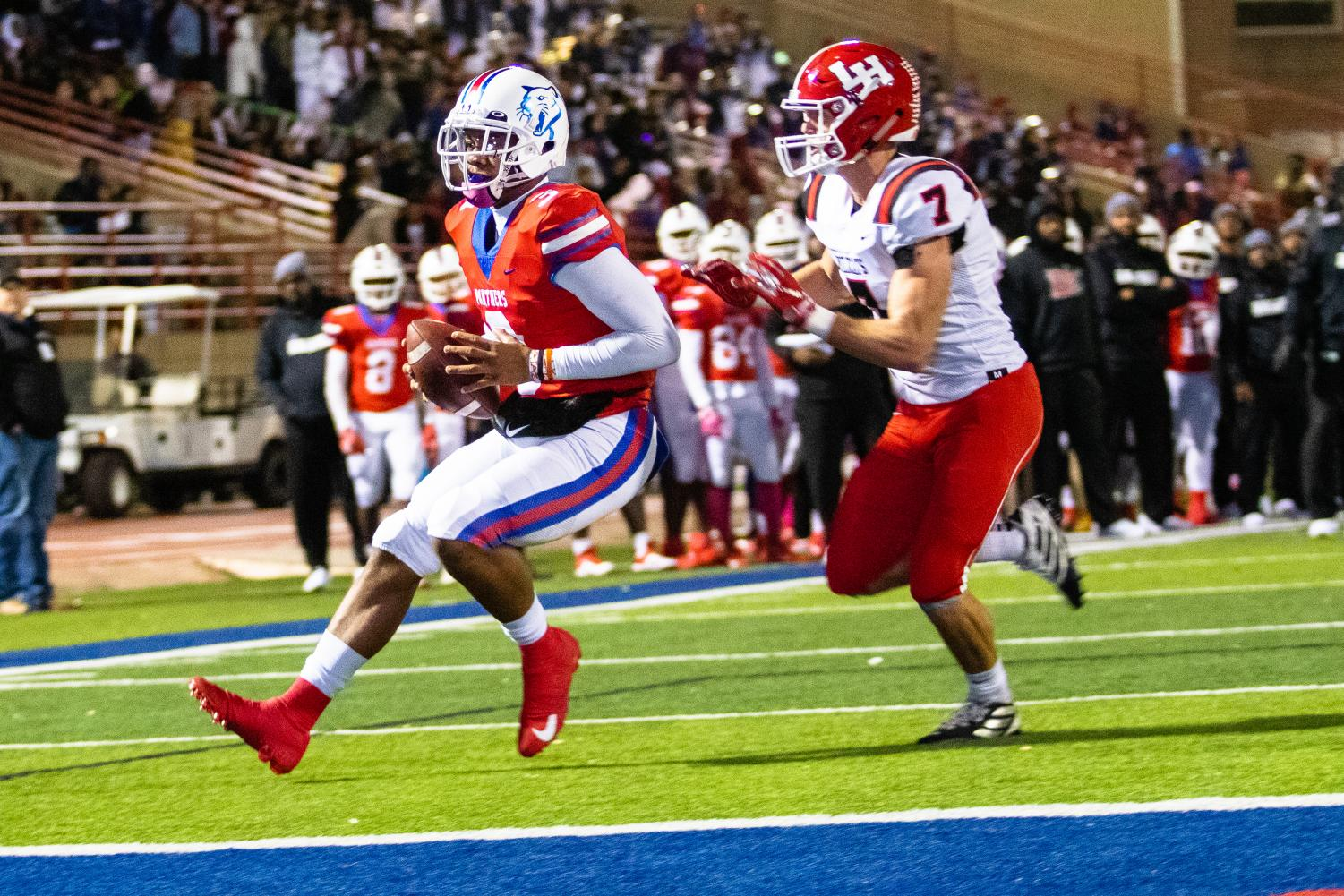 Another game, Another Win for Duncanville