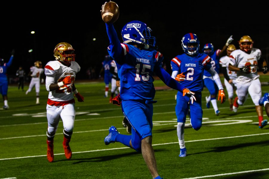 Duncanville Displays Complete Dominance as they Defeat SGP 45-14