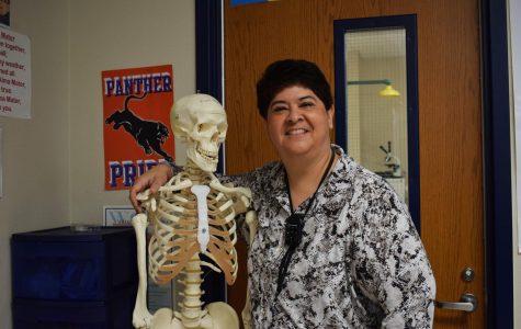 Teacher of the Week: Ms. Rojas