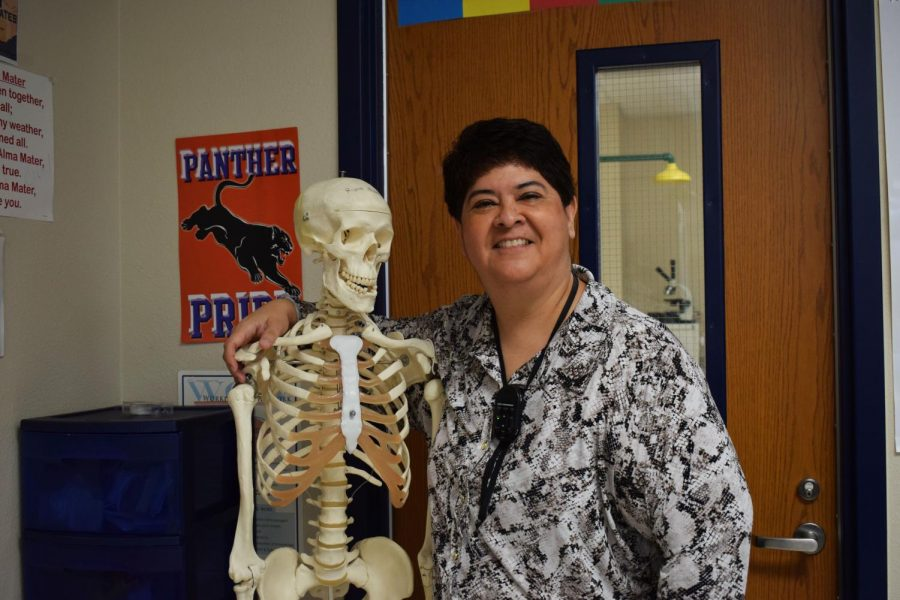 Teacher of the Week: Ms. Rojas