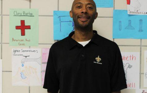Teacher of the Week: Dr. Moss