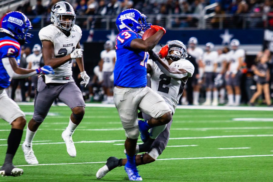 Duncanville's 45-17 Victory Over Arlington Martin Displays the Panthers as Playoff Worthy