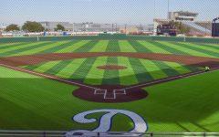 Baseball team gets new field !