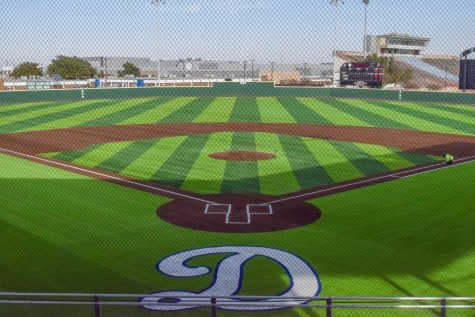 Baseball team gets new field !