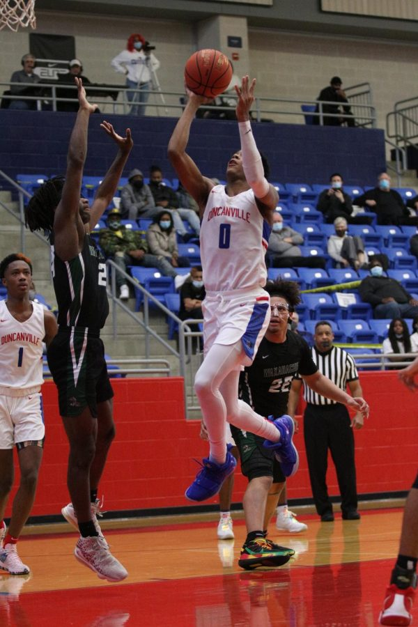 Duncanville suffers first district loss.