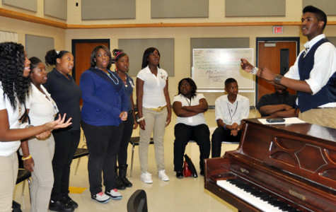 Gospel Choir ready for start up with new members