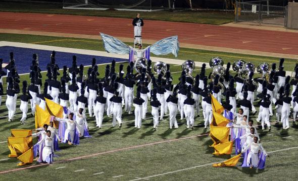 Band looking to finish marching season strong in San Antonio