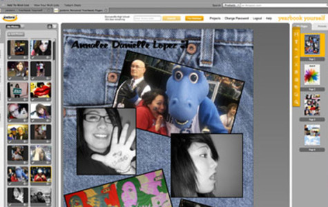 2010 yearbook offers personalized pages
