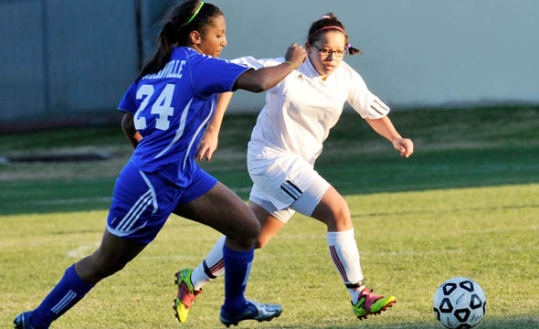 Sports Column: Lady Panther soccer looking for wins in tough district
