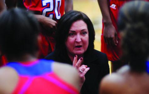 Q & A with girls Head Coach Cathy Self Morgan