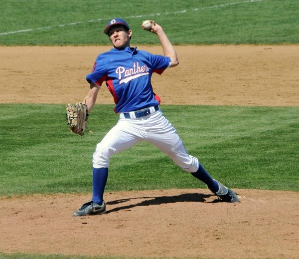 Varsity baseball vs. Mesquite