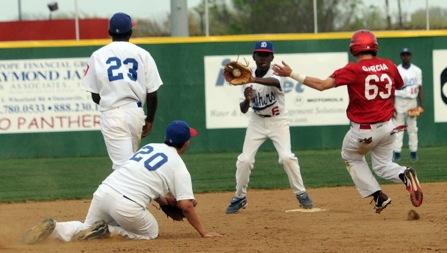 JV baseball vs. South Grand Prairie