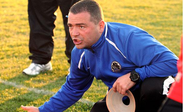 Take ten with varsity head soccer coach Nuno Passos