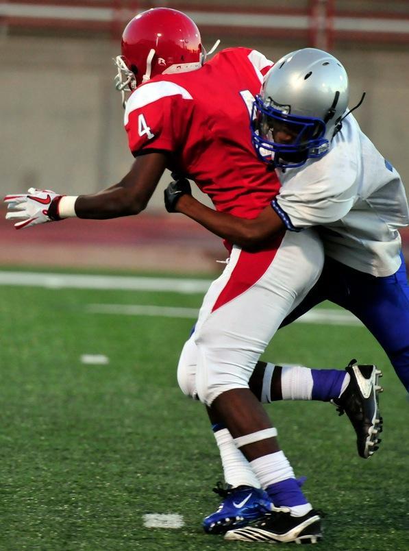 Freshman+Football+vs.+North+Crowley