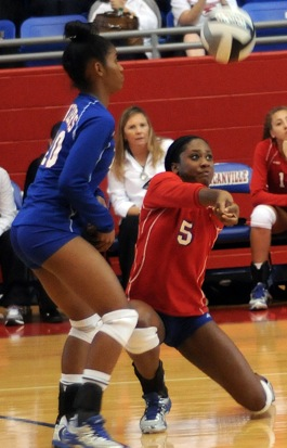 JV and Varsity Volleyball vs. Creekview
