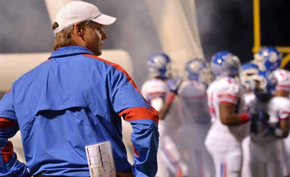 Panthers face crucial game against Mansfield Legacy