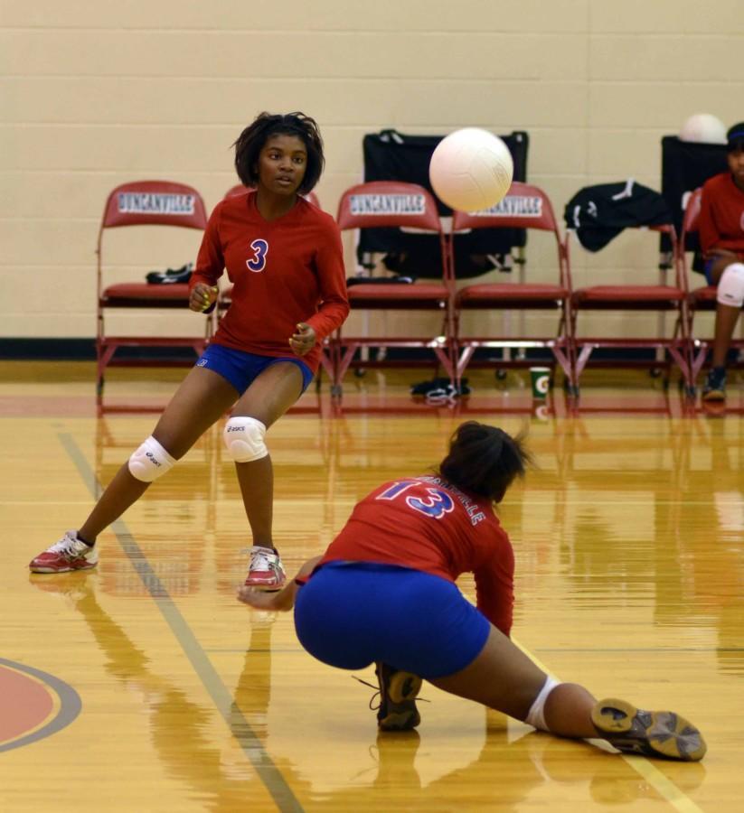 Freshman+Volleyball+vs.+SGP+